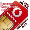 Vodafone INTERNATIONAL Spain SIM Card