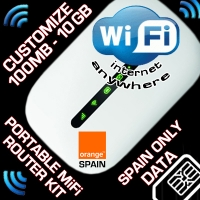 LOCKED PORTABLE WIFI KIT - HUAWEI ORANGE E5220s-2