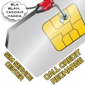 SIM CALL CREDIT ONLY RECHARGE