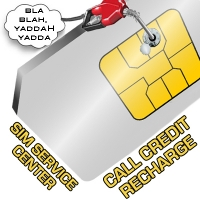 SIM DATA PACKET RECHARGE